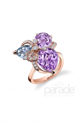 Parade In Color Fashion Ring BD3160A-FS product image