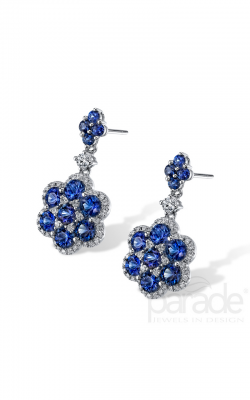 Parade In Color Earring E3218A-SA product image