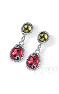Parade In Color Earring E3166A-FS product image