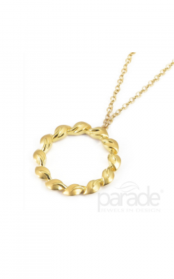Parade Lyria Leaves Necklace N1976B-YG product image