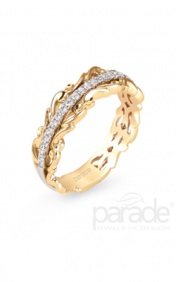 Parade Charites Wedding band BD2490A-YW product image