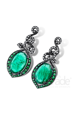 Parade in Color Earring E3402A-FS product image