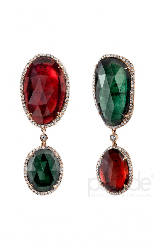 Parade in Color Earring E3167C-FS product image