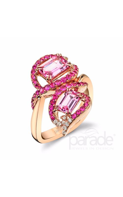 Parade in Color Fashion ring BD3662A-PS product image