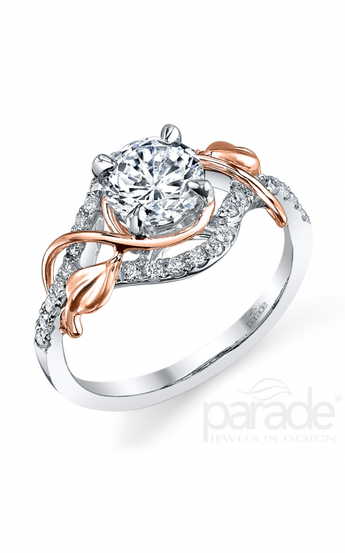 Parade Lyria Engagement ring R3118B-R1-WR product image