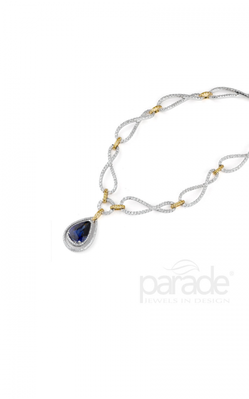 Parade Beau Monde Necklace N1499A-YDFS product image