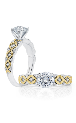 Peter Storm Solitaire Engagement Ring WS309WD product image