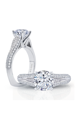 Peter Storm Three Stone Engagement Ring WS401WD product image