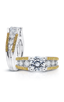 Peter Storm Naked Diamonds Engagement Ring WS102WDXYD product image