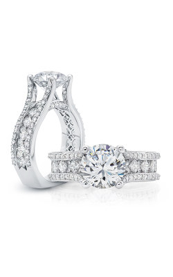 Peter Storm Naked Diamonds Engagement Ring WS174WD product image
