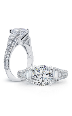 Peter Storm Three Stone Engagement Ring WS400WD product image