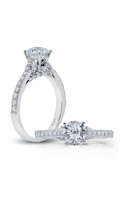 Peter Storm Three Stone Engagement Ring WS506WD product image