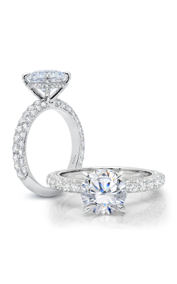 Peter Storm Solitaire Engagement Ring WS172WD product image