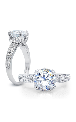 Peter Storm Solitaire Engagement Ring WS188WD product image
