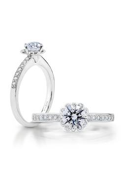 Peter Storm Solitaire Engagement Ring WS275WD product image