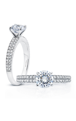 Peter Storm Solitaire Engagement Ring WS304WD product image