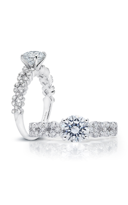 Peter Storm Solitaire Engagement Ring WS306WD product image