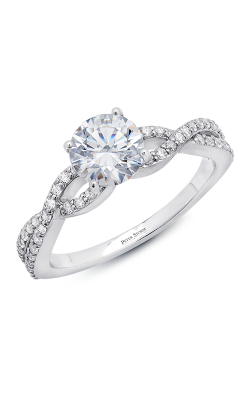 Peter Storm Solitaire Engagement Ring WS307WD product image