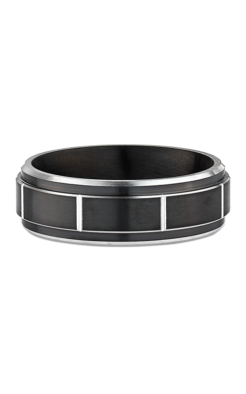 ritani mens wedding band 70018 - Ritani Wedding Rings