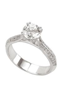 Romance Wedding Bands 117234-S