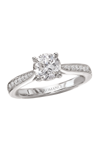 Romance Wedding Bands 117236-100