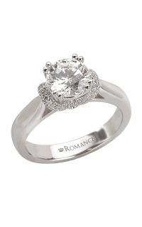 Romance Wedding Bands 117237-S