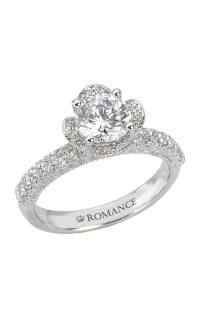 Romance Wedding Bands 117244-S