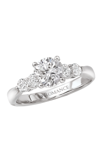 Romance Wedding Bands 117268-S