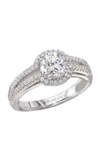 Romance Wedding Bands 117274-100