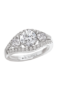 Romance Wedding Bands 117277-100