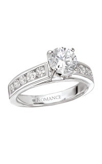 Romance Wedding Bands 117282-S