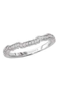 Romance Wedding Bands 117175-100W