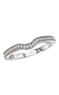 Romance Wedding Bands 117221-W