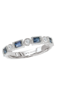 Romance Wedding Bands 117231-W