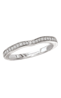 Romance Wedding Bands 117236-W