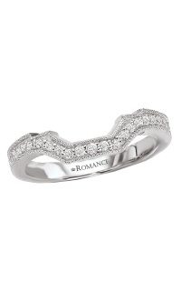 Romance Wedding Bands 117254-100W