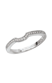 Romance Wedding Bands 117273-W