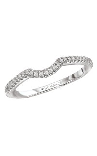 Romance Wedding Bands 117274-W