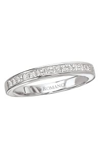 Romance Wedding Bands 117281-W