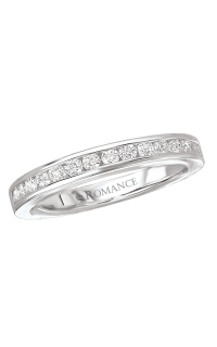 Romance Wedding Bands 117282-W