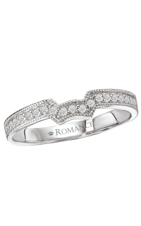 Romance Wedding Bands 117289-W