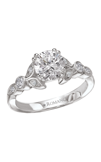 Romance Wedding Bands 117311-S