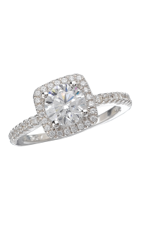 Romance Wedding Bands 117314-100