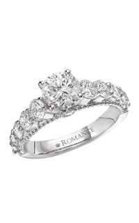 Romance Wedding Bands 117321-S