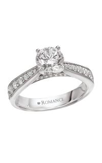 Romance Wedding Bands 117323-S