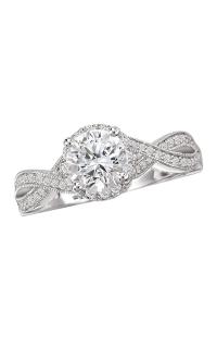 Romance Wedding Bands 117375-100