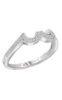 Romance Wedding Bands 117295-W