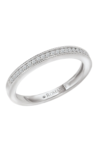 Romance Wedding Bands 117297-W