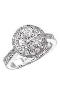 Romance Engagement Rings 117036-100