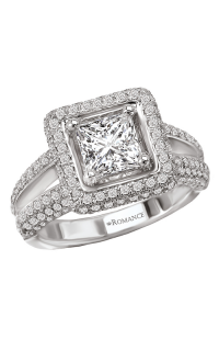 Romance Engagement Rings 117088-100